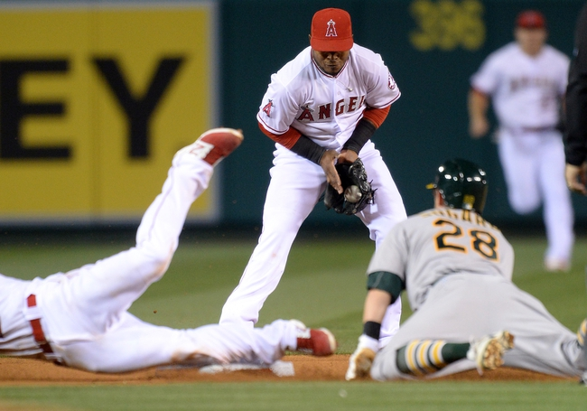 A's vs. Angels - 4/28/15 MLB Pick, Odds, and Prediction