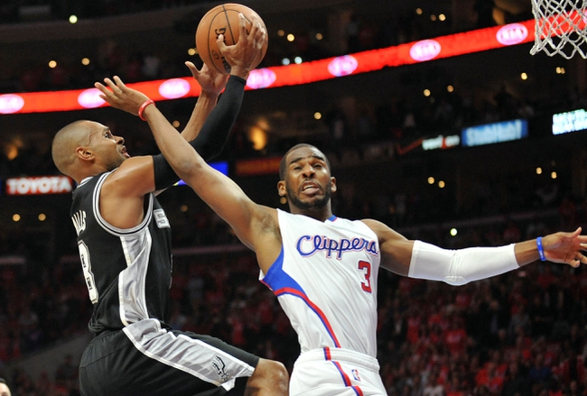 Clippers at Spurs - 4/24/15 NBA Pick, Odds, and Prediction