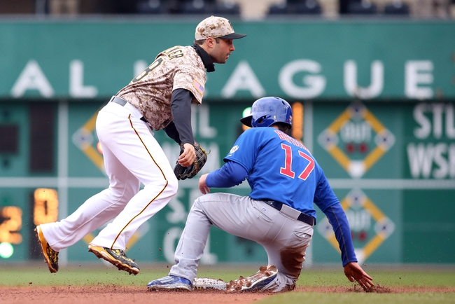 Cubs vs. Pirates - 4/27/15 MLB Pick, Odds, and Prediction