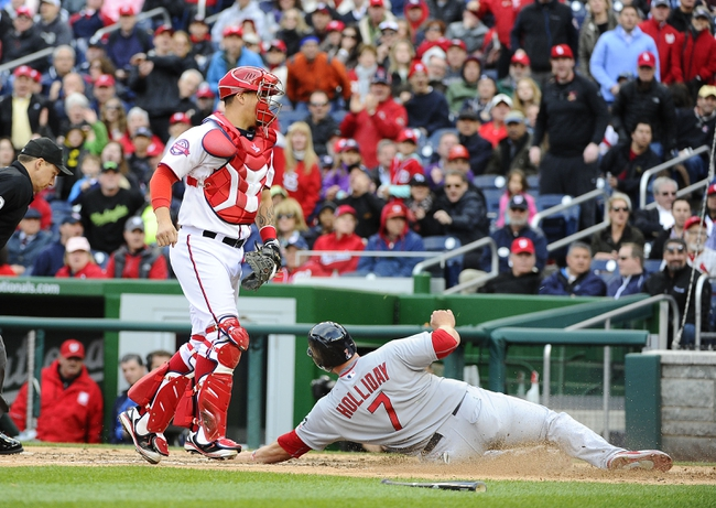 St. Louis Cardinals vs. Washington Nationals - 8/31/15 MLB Pick, Odds, and Prediction