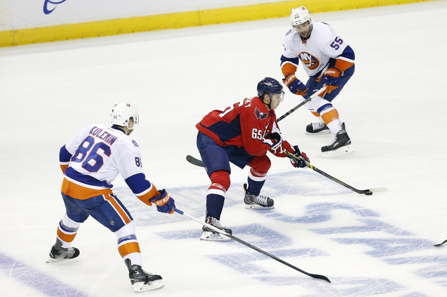 New York Islanders vs. Washington Capitals - 4/25/15 NHL Pick, Odds, and Prediction