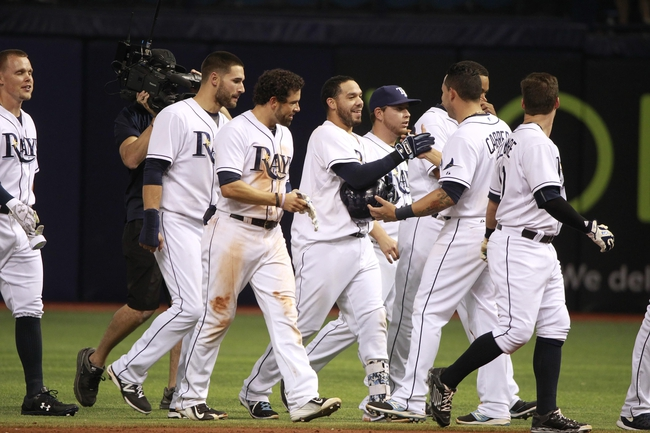 Red Sox vs. Rays - 5/4/15 MLB Pick, Odds, and Prediction