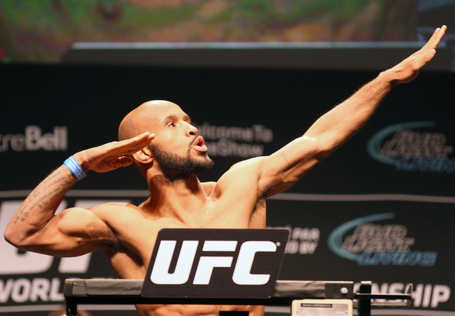 Demetrious Johnson vs. John Dodson MMA Pick, Preview, Odds, Prediction - 9/5/15