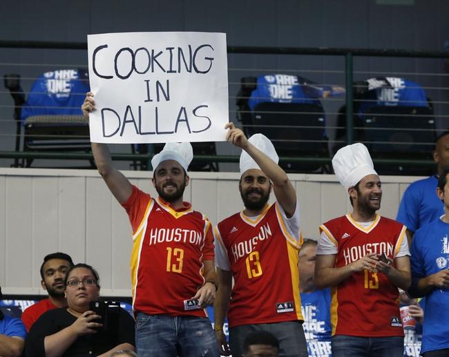 Rockets at Mavericks - 4/26/15 NBA Pick, Odds, and Prediction