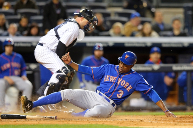 New York Yankees vs. New York Mets - 4/25/15 MLB Pick, Odds, and Prediction