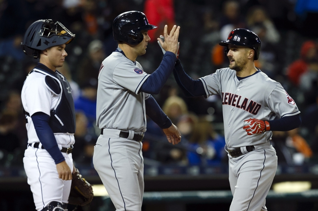 Detroit Tigers vs. Cleveland Indians - 4/25/15 MLB Pick, Odds, and Prediction
