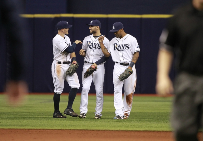 Rays vs. Blue Jays - 4/25/15 MLB Pick, Odds, and Prediction