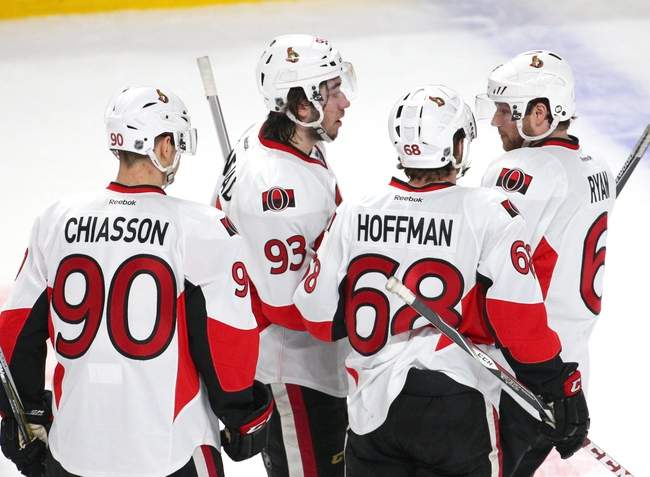 Montreal Canadiens at Ottawa Senators- 4/26/15 NHL Pick, Odds, and Prediction