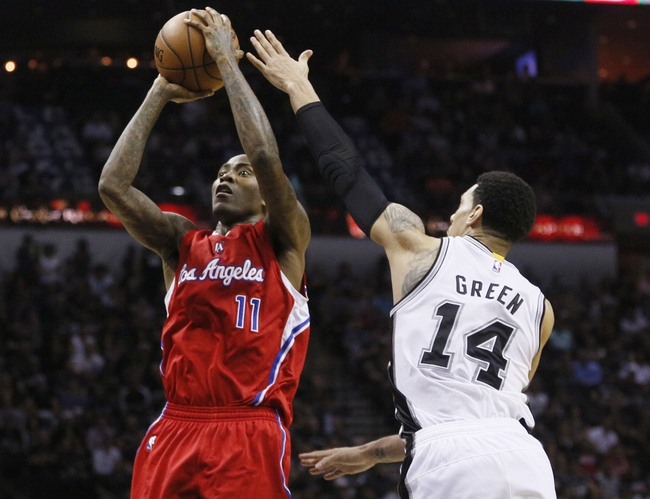 San Antonio Spurs vs. Los Angeles Clippers - 4/26/15 NBA Pick, Odds, and Prediction