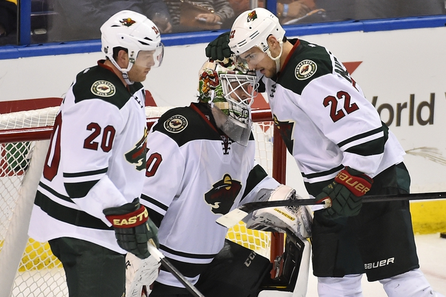 Minnesota Wild vs. St. Louis Blues - 4/26/15 NHL Pick, Odds, and Prediction