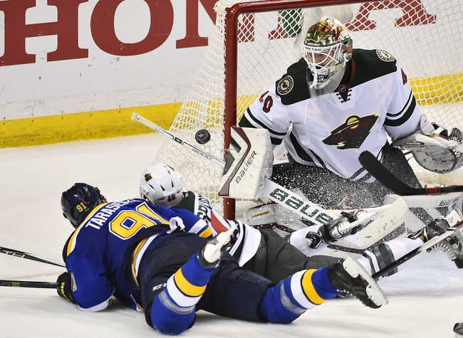 St. Louis Blues at Minnesota Wild- 4/26/15 NHL Pick, Odds, and PredictionSt. Louis Blues
