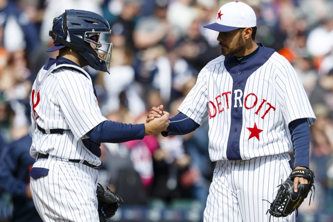 Tigers vs. Indians - 4/26/15 MLB Pick, Odds, and Prediction