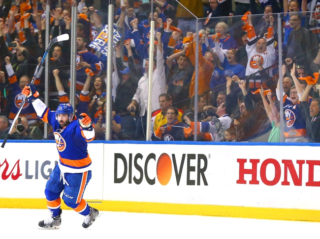 Washington Capitals vs. New York Islanders - 4/27/15 NHL Pick, Odds, and Prediction