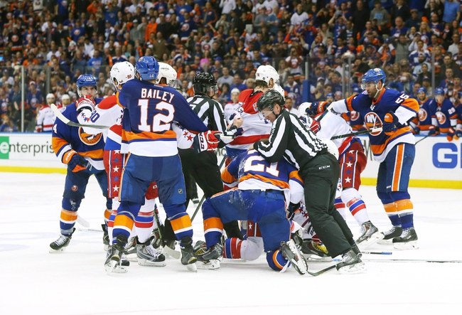 New York Islanders at Washington Capitals- 4/27/15 NHL Pick, Odds, and Prediction