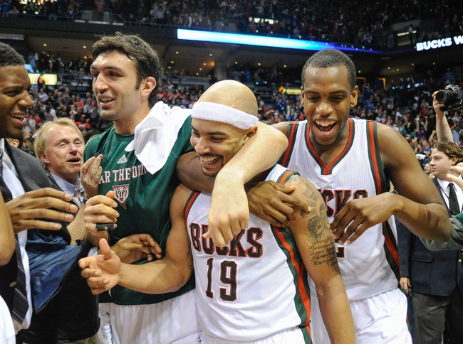 Bucks at Bulls - 4/27/15 NBA Pick, Odds, and Prediction