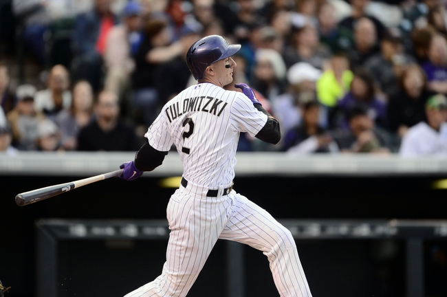 Rockies vs. Giants - 4/26/15 MLB Pick, Odds, and Prediction