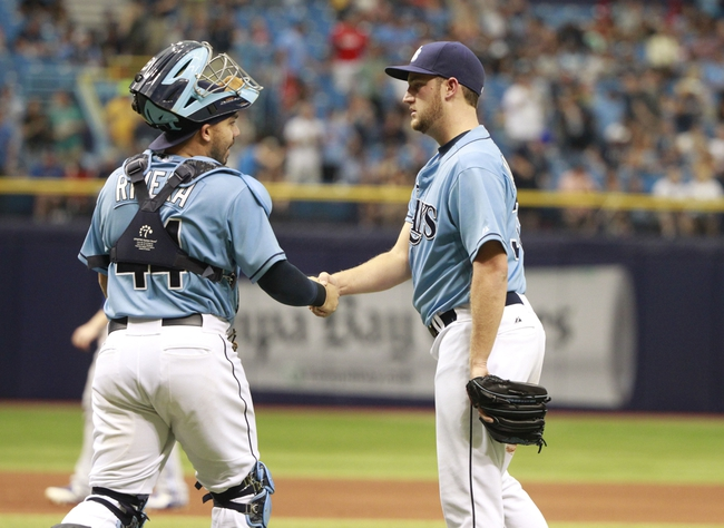 Rays vs. Blue Jays - 6/22/15 MLB Pick, Odds, and Prediction