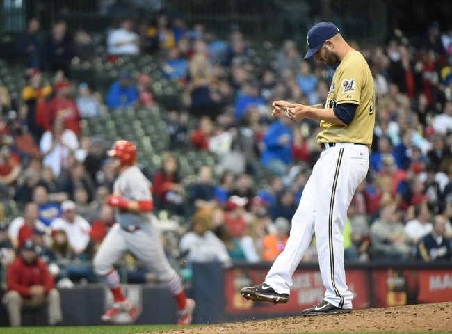 St. Louis Cardinals vs. Milwaukee Brewers - 6/1/15 MLB Pick, Odds, and Prediction