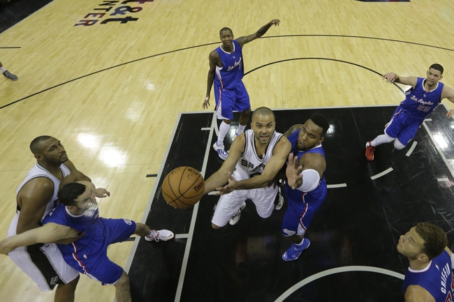 Spurs at Clippers - 4/28/15 NBA Pick, Odds, and Prediction