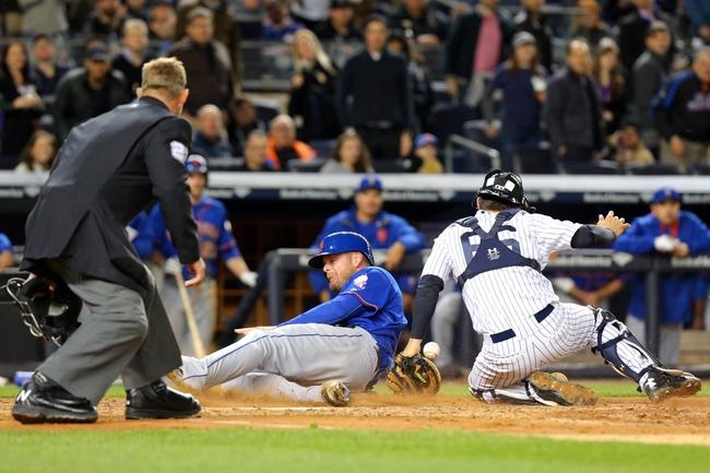 New York Mets vs. New York Yankees - 9/18/15 MLB Pick, Odds, and Prediction