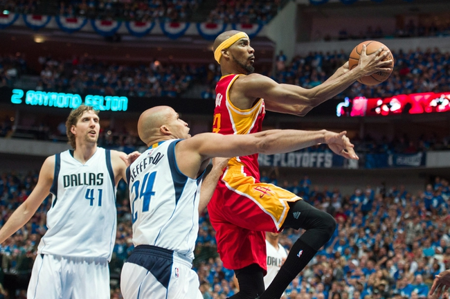 Mavericks at Rockets - 4/28/15 NBA Pick, Odds, and Prediction