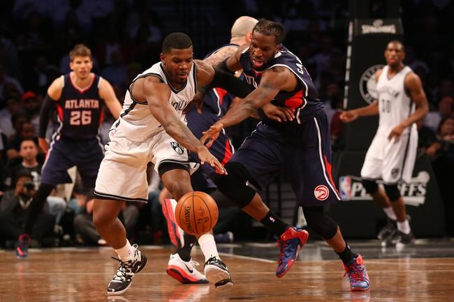 Atlanta Hawks vs. Brooklyn Nets - 4/29/15 NBA Pick, Odds, and Prediction