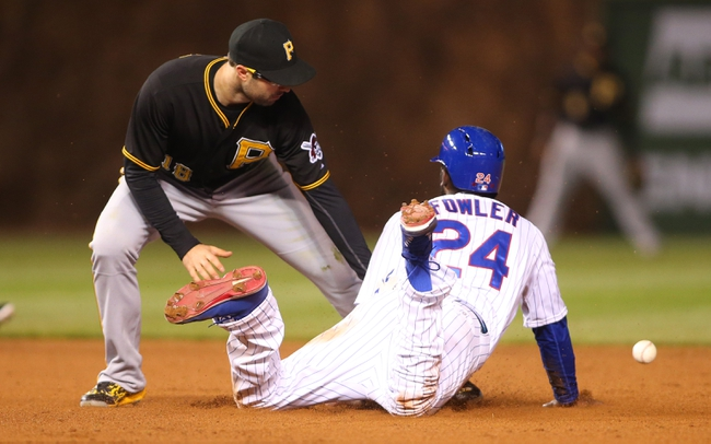 Cubs vs. Pirates - 4/28/15 MLB Pick, Odds, and Prediction