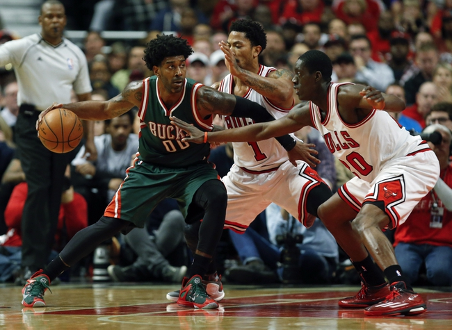 Milwaukee Bucks vs. Chicago Bulls - 4/30/15 NBA Pick, Odds, and Prediction