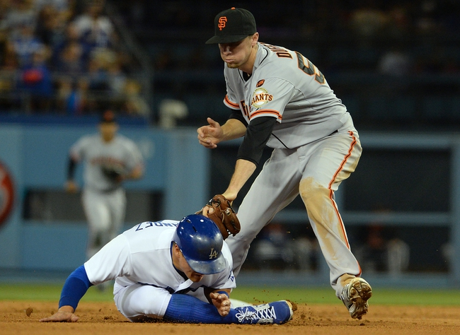 San Francisco Giants vs. Los Angeles Dodgers - 5/20/15 MLB Pick, Odds, and Prediction