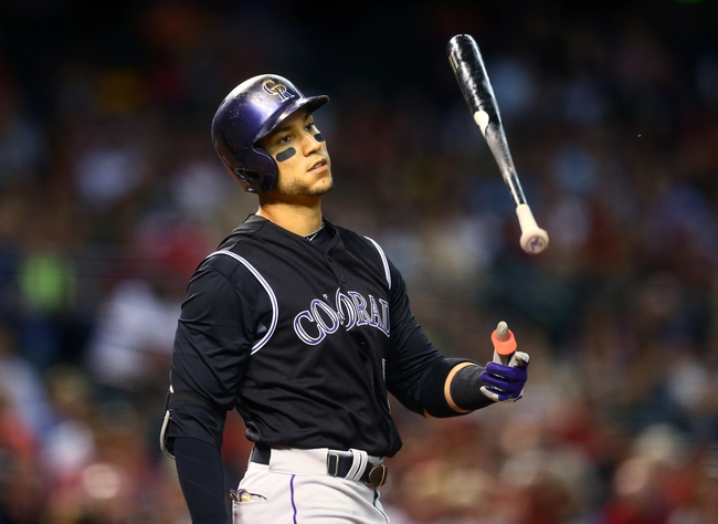 Diamondbacks vs. Rockies - 4/29/15 MLB Pick, Odds, and Prediction
