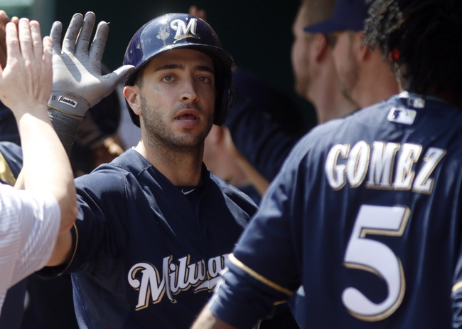 Reds vs. Brewers - 7/4/15 MLB Pick, Odds, and Prediction