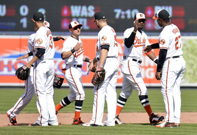 Chicago White Sox vs. Baltimore Orioles Game One - 5/28/15 MLB Pick, Odds, and Prediction