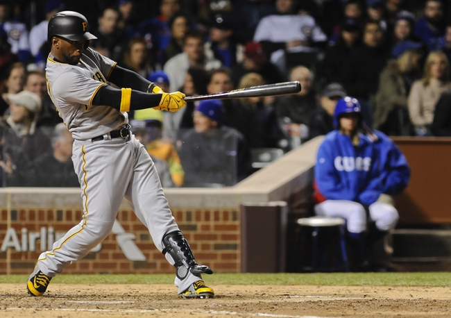 Chicago Cubs vs. Pittsburgh Pirates - 5/15/15 MLB Pick, Odds, and Prediction