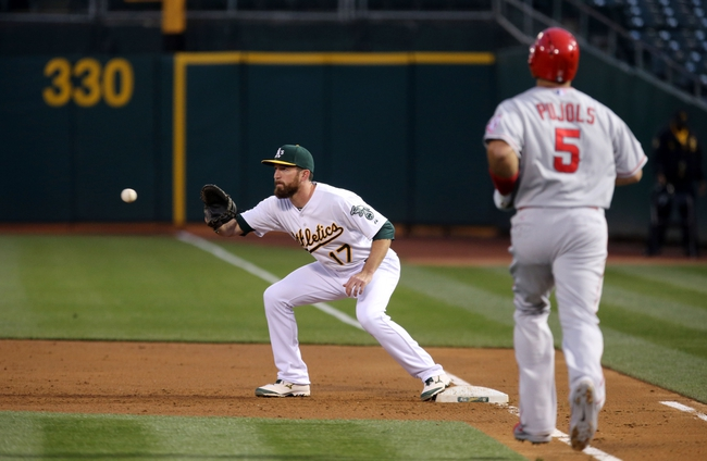 Angels at Athletics - 4/30/15 MLB Pick, Odds, and Prediction