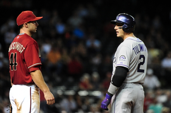 Colorado Rockies vs. Arizona Diamondbacks - 6/24/15 MLB Pick, Odds, and Prediction