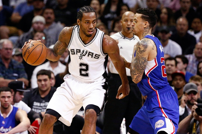 Spurs at Clippers - 5/2/15 NBA Pick, Odds, and Prediction