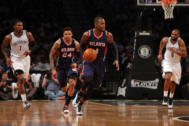 Nets at Hawks - 11/4/15 NBA Pick, Odds, and Prediction
