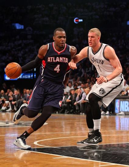 Atlanta Hawks vs. Brooklyn Nets - 11/4/15 NBA Pick, Odds, and Prediction