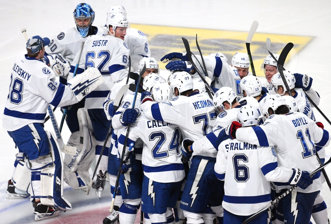 Tampa Bay Lightning at Montreal Canadiens- 5/3/15 NHL Pick, Odds, and Prediction