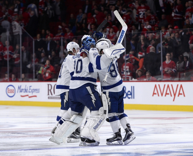 Montreal Canadiens vs. Tampa Bay Lightning - 5/3/15 NHL Pick, Odds, and Prediction