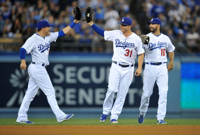 Dodgers vs. Diamondbacks - 5/3/15 MLB Pick, Odds, and Prediction