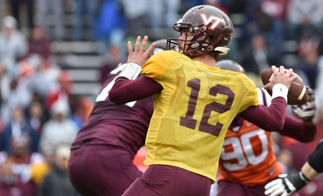 Ohio State vs. Virginia Tech - 9/7/15 College Football Pick, Odds, and Prediction