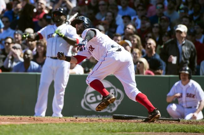 Yankees at Red Sox - 5/3/15 MLB Pick, Odds, and Prediction