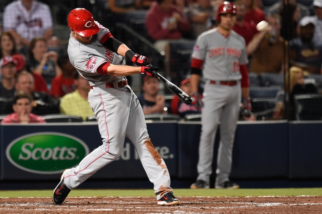 Atlanta Braves vs. Cincinnati Reds - 5/3/15 MLB Pick, Odds, and Prediction