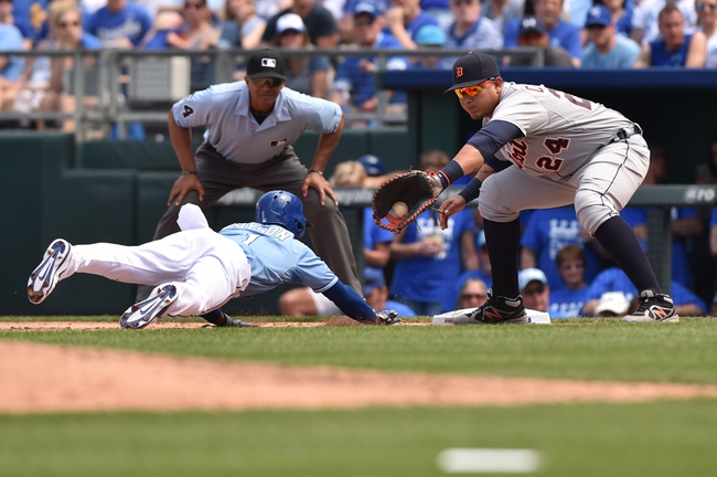 Tigers vs. Royals - 5/8/15 MLB Pick, Odds, and Prediction