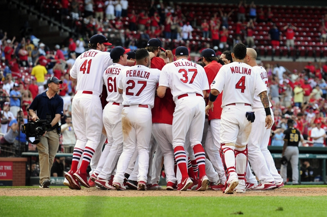 MLB News: MLB Power Rankings As Of 5/6/15