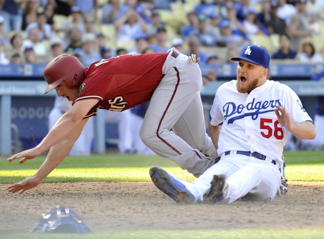 Los Angeles Dodgers vs. Arizona Diamondbacks - 6/8/15 MLB Pick, Odds, and Prediction