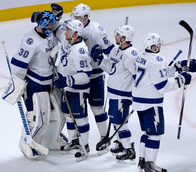 Montreal Canadiens at Tampa Bay Lightning- 5/6/15 NHL Pick, Odds, and Prediction