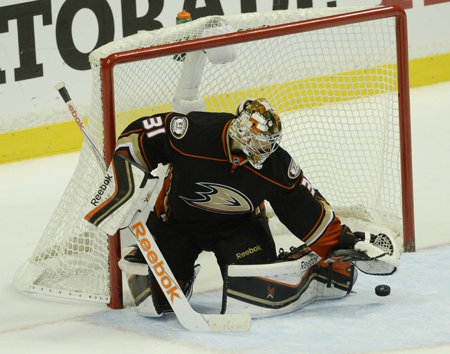 Calgary Flames vs. Anaheim Ducks - 5/5/15 NHL Pick, Odds, and Prediction