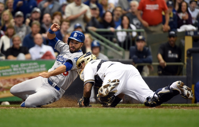 Brewers vs. Dodgers - 5/6/15 MLB Pick, Odds, and Prediction